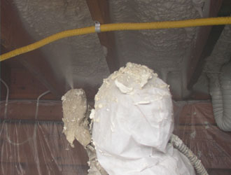 New Hampshire Crawl Space Insulation